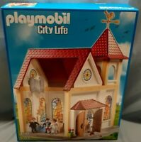Playmobil City Life 5053 Romantische Hochzeitskirche - Neu & OVP