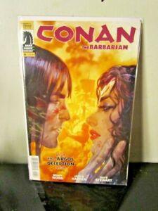 Conan The Barbarian #6 Dark Horse Comics BAGGED BOARDED~