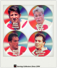 1997 Dynamic Rugby League Turn it up Pogs Team Sets-ST.GEORGE DRAGONS(4)