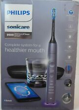 Philips Sonicare DiamondClean Smart 9500 Electric, Rechargeable toothbrush for C