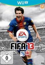 Nintendo Wii U FIFA 13 Fussball Deutsch Neuwertig