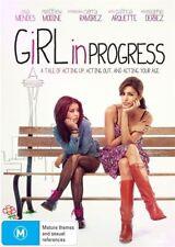 Girl In Progress (DVD, 2012)