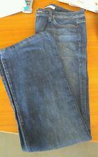 Joe's Jeans Womens Sz 29 (32x30) The Muse Hi-Rise Bootcut Denim EUC
