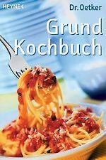 Grundkochbuch von Dr. Oetker | Buch | Zustand gut