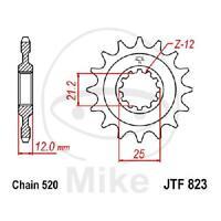 PIGNONE 12Z DIVISIONE 520 jtf823.12