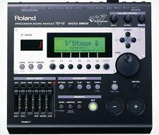 ROLAND TD-12 PERCUSSION SOUND MODULE DRUM MACHINE 3 4 5 6 9 10 15 20 25 30