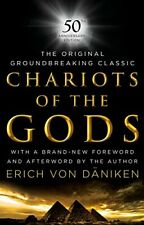 Chariots of the Gods: 50th Anniversary Edition. Von-Daniken 9780451490032 New<|