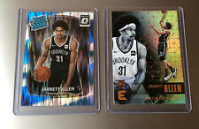 2017-18 Optic Shock Flash Jarrett Allen Rated Rookie Card  #179 Nets 2x Lot