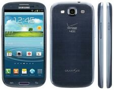 SAMSUNG GALAXY S3 SGH-i535 16GB PEBBLE BLUE VERIZON SMARTPHONE USED