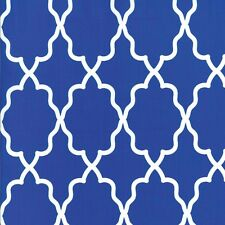 Moroccan Lattice Cobalt for Michael Miller, 1/2 yard 100% cotton fabric