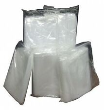 Pack of 500 37 x 25cm Gripwell Gripseal Bags Clear Self Sealing