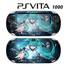Vinyl Decal Skin Sticker for Sony PS Vita PSV 1000 Hatsune Miku