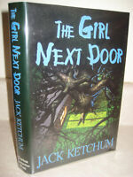 GIRL NEXT DOOR Jack Ketchum SIGNED x8 Stephen King HORROR 1st Edition Fantasy