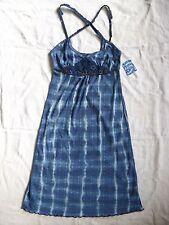 Free People Damen Sommer Kleid Mini Gr.XS Boho Neckholder women summer dress