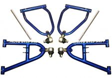 LONESTAR RACING LSR XC EXTENDED A-ARMS +1+.5 WIDER YAMAHA RAPTOR 125 250