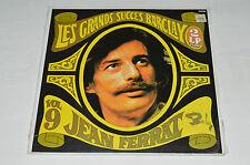 JEAN FERRAT Les Grands Succes Barclay Volume 9 2-LP SET NEW SEALED 1972 75009