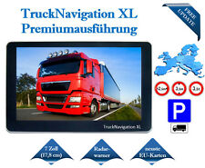 Truck Satnav, 7 inch, incl. Map update, 24 v, about 40 countries, Truck, Navigation