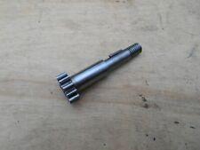 Atlas Craftsman 10 12 Lathe Handwheel Shaft Gear