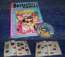 Leisure Suit Larry 6 PC DEUTSCH mit Heft Lösung Lösungsheft