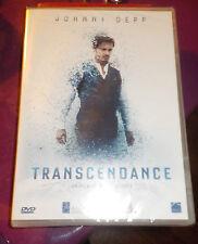 DVD TRANSCENDANCE AVEC JOHNNY DEEP - NEUF BLISTER