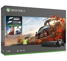 Xbox One X Konsole 1tb & Forza Horizon 4 & Xbox Live 3 Monat Bundle BRANDNEU