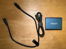 Samsung T5 500GB, external, 2.5 inch, solid state drive (SSD)