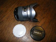 Objektiv für APS  Vectis oder RD3000  17mm Weitwinkel  V 17 mm f/3.5 RD