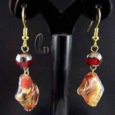 Crystal Glass Drop/Dangle Fashion Earrings