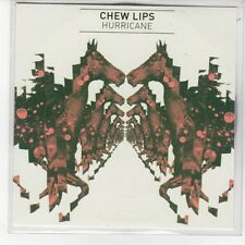 (EN910) Chew Lips, Hurricane - 2012 DJ CD
