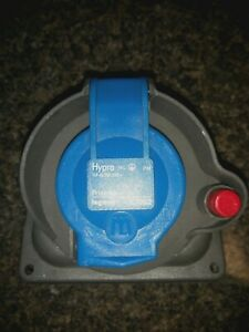 LEGRAND Hypra Prisinter 52002 16A 250V Industrial Socket Receptacle IP44 2P+