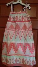 Gymboree girls island cruise dress size 5 nwt