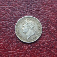 More details for george iv 1826 maundy silver twopence