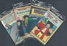 "1994 Kellogg's Canada ""Pagemaster"" Classics, Wholesale Lot of 25 Sets"