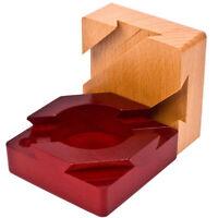 Puzzle Secret Box Compartment Secret Diamond Surprise Brain Teaser Kids Toy PA