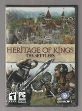 THE SETTLERS Heritage Of Kings PC Ubisoft Video Game