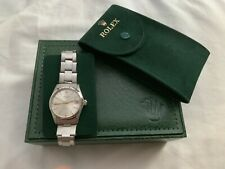 Rolex OysterDate Precision 31mm stainless steel