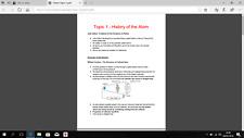 Leaving Cert Chemistry H1 Notes