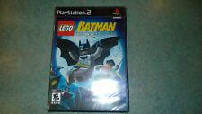 Lego Batman PS2 Sealed