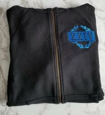 nike kobe bryant xxiv elevate aw77 hoodie jacket sz small