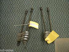 LOT OF 2 GARLOCK PO GST 157 11-12 UNIVERSAL CUNIT STD A-36 STEEL 99903-0624