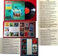 LP Der große Wurf -  Werbeplatte (Polydor 104 685) D 1967