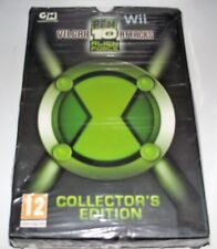 Ben 10 Alien Force Vilgax Attacks Nintendo Wii PAL *New Sealed* With Watch LE