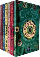 Chocolate Box Girls Collection Cathy Cassidy 6 Book Set -Fortune cookie, Coco c