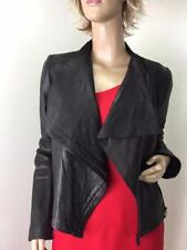 Leather Bomber Dry-clean Only Coats & Jackets for Women