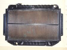 Radiator Holden HQ HJ HZ HX LH LX V8 Torana Kingswood H/duty 4 Row copper New