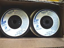 "Norton 66243528641 Wheel 3"" X 1/8"" X 3/8"" , Type 27 , 20 Disk"