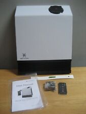 NEW HEAT STORM INFRARED HS-1000-WX-WIFI ELECTRIC HEATER WITH REMOTE