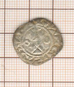 Denier Louis VII 1137-1180 Mantes