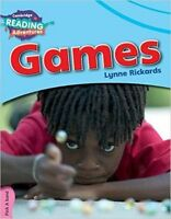 Cambridge Reading Adventures. Games Pink A Band by Rickards, Lynne (Paperback bo