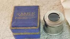 Radium Chemical Co. Spinthariscope 1940s